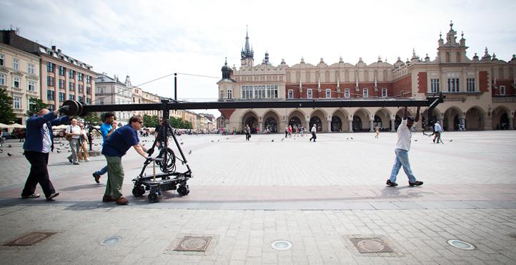 Filmowy Kraków
