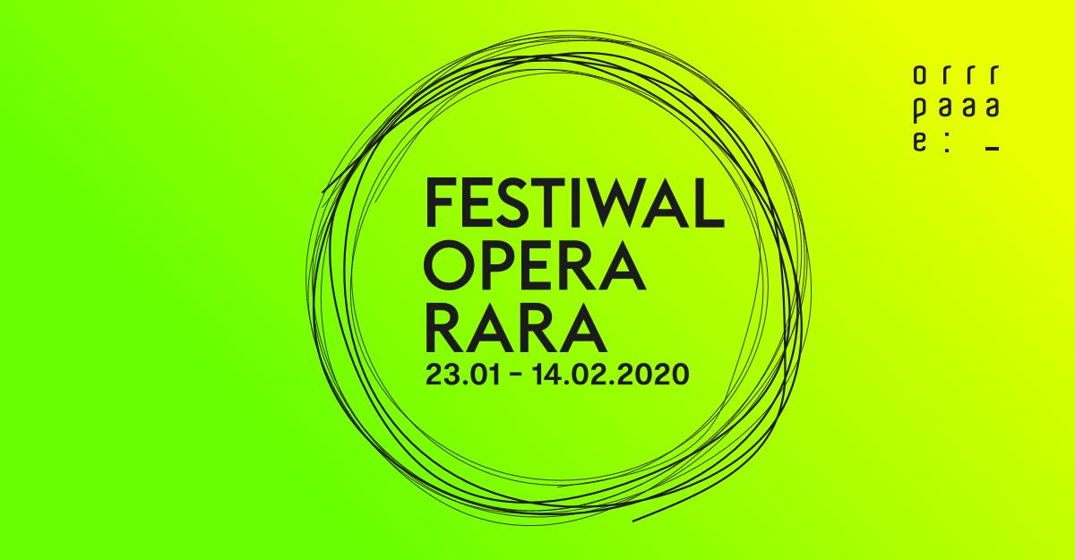 Opera Rara 2020