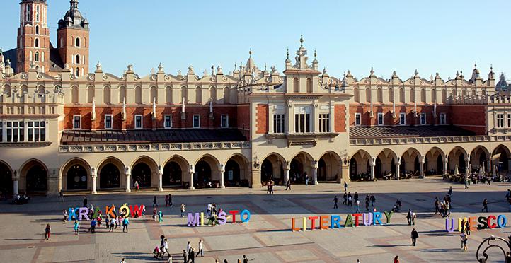 Kraków Miasto Literatury UNESCO